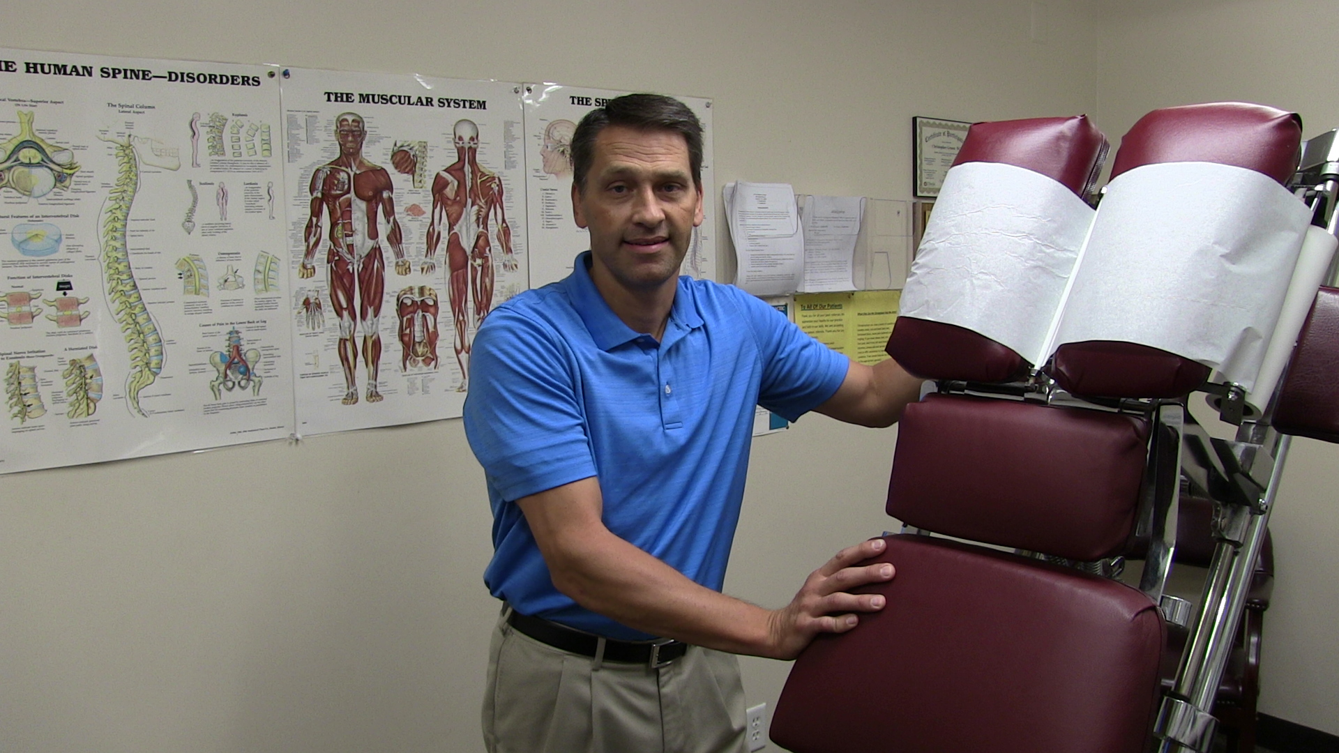 Chiropractor in Lancaster, NY